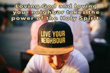 Love Your Neighbor, 10 Commandments