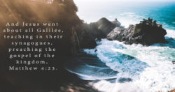 Matthew 4: 23